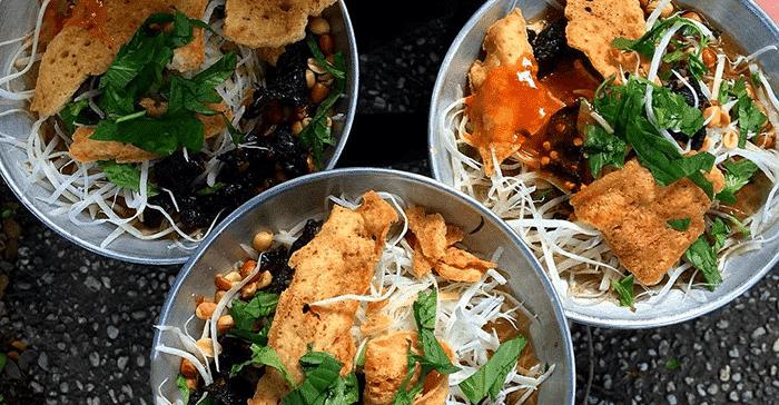 plate of vietnamese food