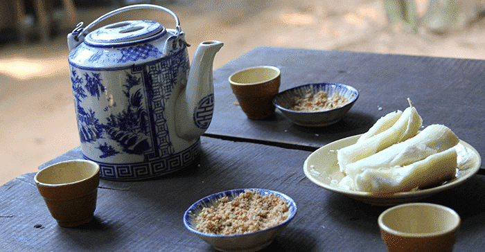 tea and tapioca