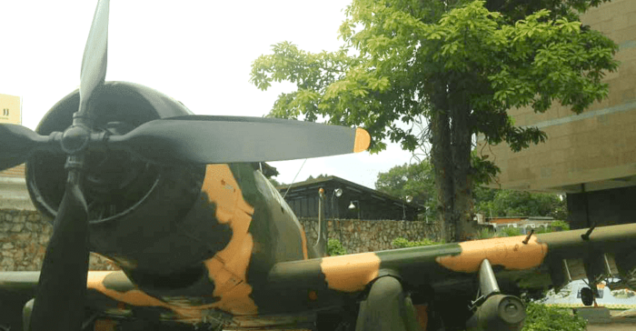 camouflage army plane