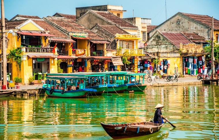 tour of Central Vietnam