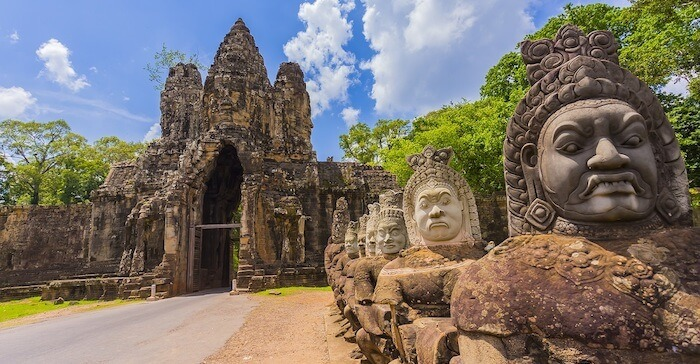 Private day tour angkor